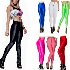 High Waist Neon Yoga Leggings