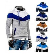 Fleece Hooded Pullover Jacket