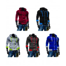 Winter Fleece Hoody Jacket
