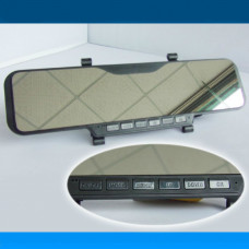 Car Rearview Mirror Monitor with DVR