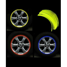 Reflective Wheel Stickers for Cars